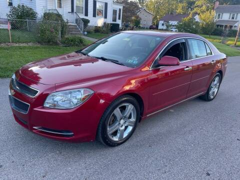 2012 Chevrolet Malibu for sale at Via Roma Auto Sales in Columbus OH