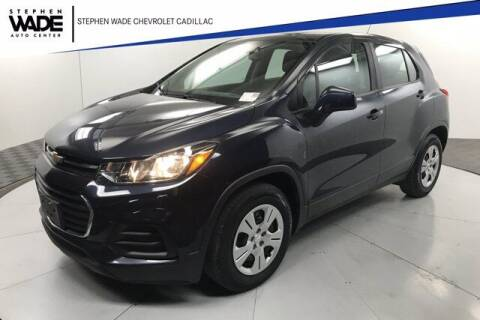 2018 Chevrolet Trax for sale at Stephen Wade Pre-Owned Supercenter in Saint George UT