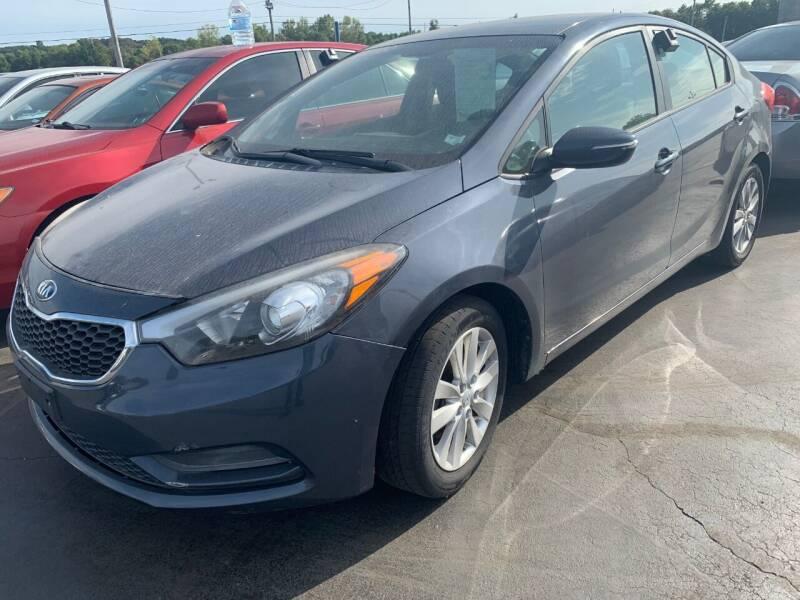 2014 Kia Forte for sale at American Motors Inc. - Cahokia in Cahokia IL