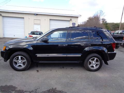 2005 Jeep Grand Cherokee for sale at On The Road Again Auto Sales in Lake Ariel PA