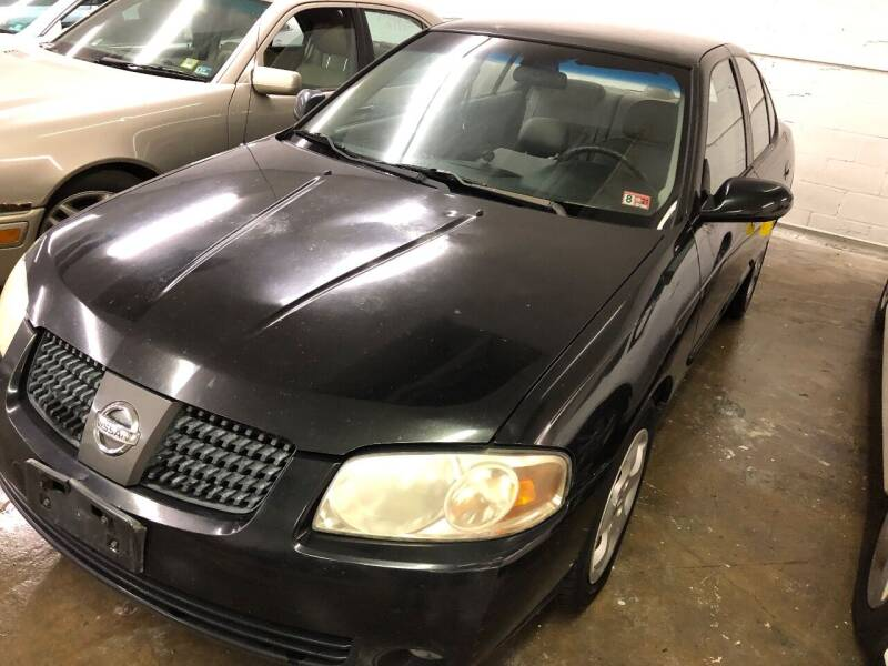 2004 Nissan Sentra for sale at REGIONAL AUTO CENTER in Stafford VA