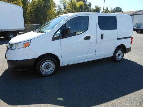 2016 Chevrolet City Express Cargo for sale at Benton Truck Sales - Cargo Vans in Benton AR