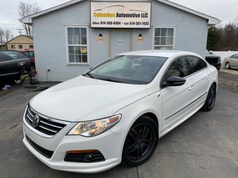 2012 Volkswagen CC for sale at COLUMBUS AUTOMOTIVE in Reynoldsburg OH