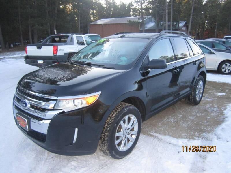 2013 Ford Edge for sale at SUNNYBROOK USED CARS in Menahga MN