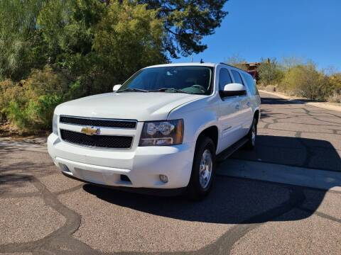 2008 Chevrolet Suburban for sale at BUY RIGHT AUTO SALES in Phoenix AZ