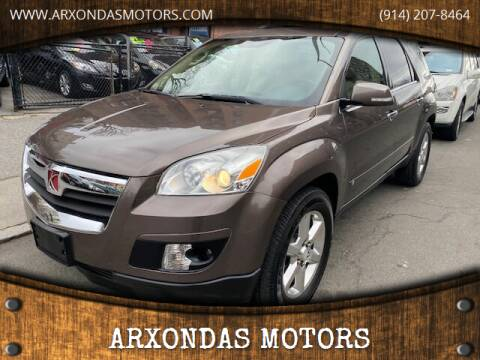 2008 Saturn Outlook for sale at ARXONDAS MOTORS in Yonkers NY