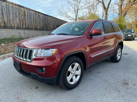 2013 Jeep Grand Cherokee for sale at Posen Motors in Posen IL
