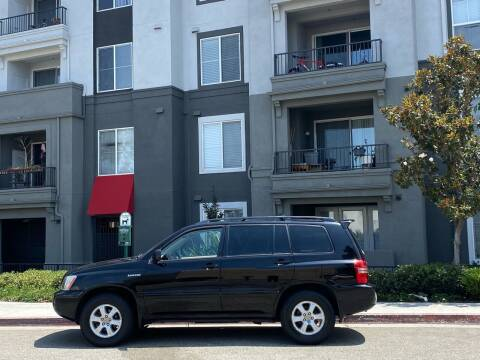 2001 Toyota Highlander for sale at Carpower Trading Inc. in Anaheim CA