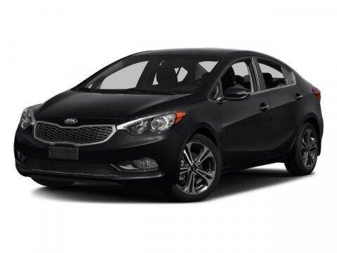 2016 Kia Forte for sale at J T Auto Group in Sanford NC