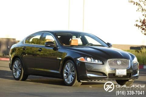 2012 Jaguar XF for sale at Galaxy Autosport in Sacramento CA