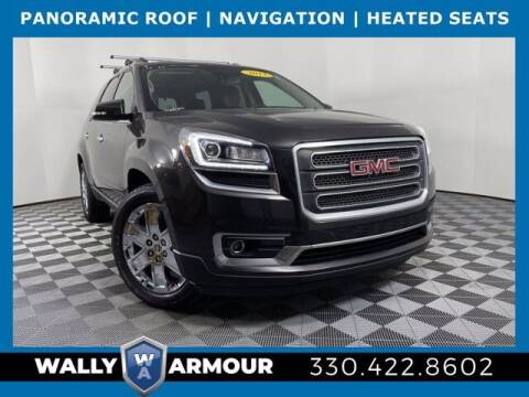 2017 GMC Acadia Limited for sale at Wally Armour Chrysler Dodge Jeep Ram in Alliance OH