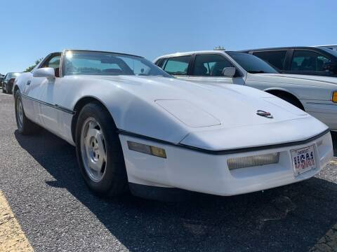 1988 Chevrolet Corvette for sale at Waltz Sales LLC in Gap PA