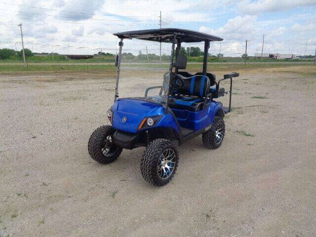2017 Yamaha Drive 2 Golf Cart for sale at SLD Enterprises LLC in East Carondelet IL