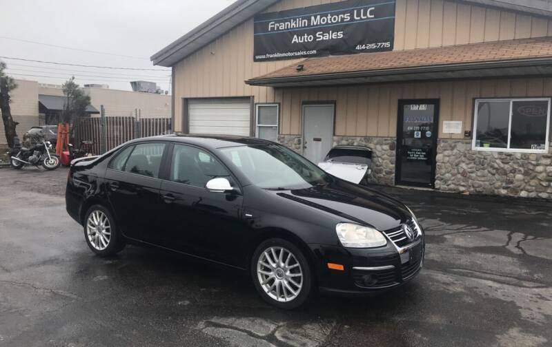 2009 Volkswagen Jetta for sale at Franklin Motors in Franklin WI