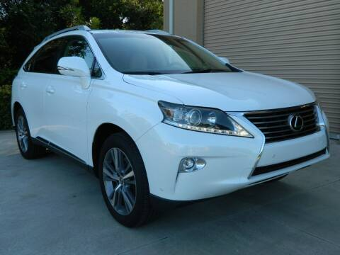 2015 Lexus RX 350 for sale at Jeff's Auto Sales & Service in Port Charlotte FL