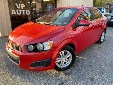 2012 Chevrolet Sonic for sale at VP Auto in Greenville SC