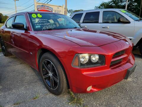2006 Dodge Charger for sale at Falmouth Auto Center in East Falmouth MA