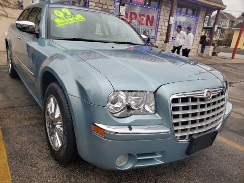 2009 Chrysler 300 for sale at USA Auto Brokers in Houston TX