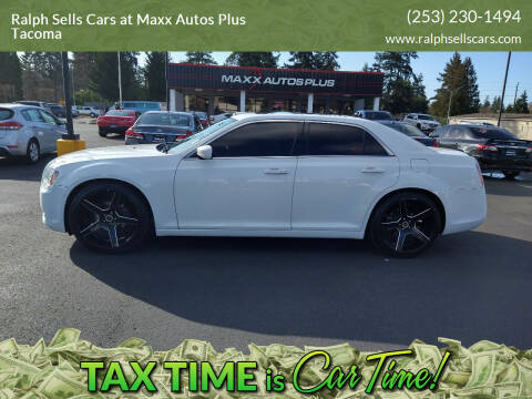 2013 Chrysler 300 for sale at Ralph Sells Cars at Maxx Autos Plus Tacoma in Tacoma WA