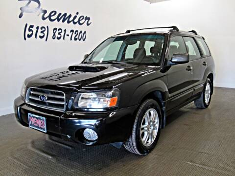 2005 Subaru Forester for sale at Premier Automotive Group in Milford OH
