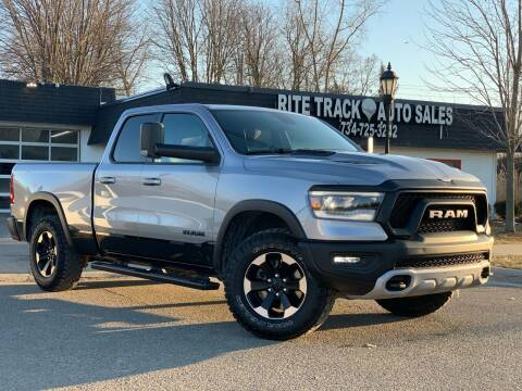 2019 RAM Ram Pickup 1500 for sale at Rite Track Auto Sales in Canton MI