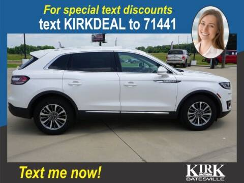 2019 Lincoln Nautilus for sale at Kirk Brothers Batesville in Batesville MS