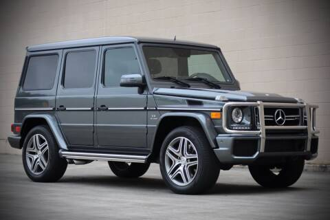 2013 Mercedes-Benz G-Class for sale at MS Motors in Portland OR