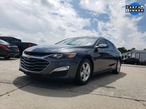 2019 Chevrolet Malibu for sale at Hardy Auto Resales in Dallas GA