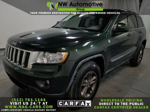 2011 Jeep Grand Cherokee for sale at NW Automotive Group in Cincinnati OH