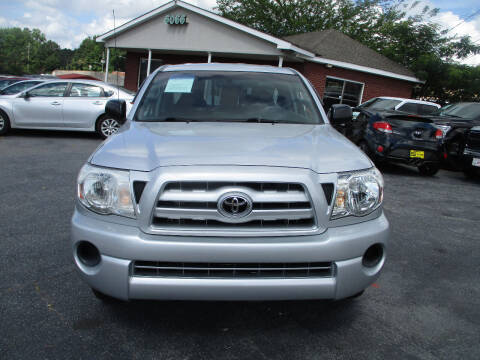 2008 Toyota Tacoma for sale at LOS PAISANOS AUTO & TRUCK SALES LLC in Doraville GA