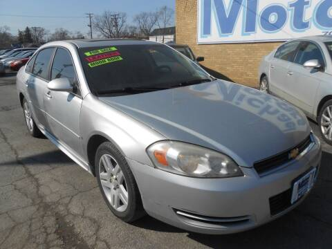 2010 Chevrolet Impala for sale at Michael Motors in Harvey IL