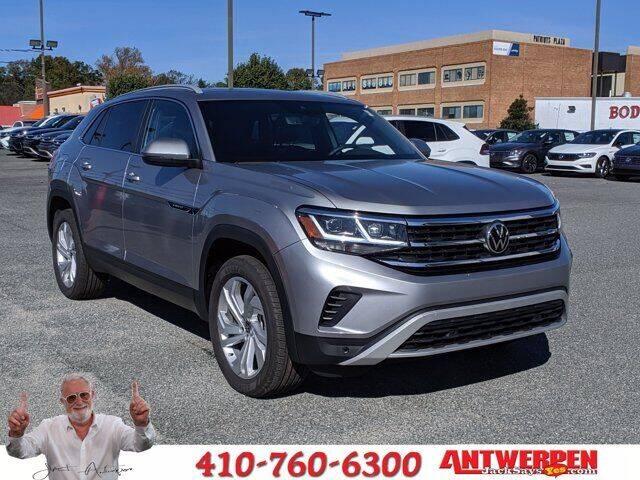 2020 Volkswagen Atlas Cross Sport for sale in Pasadena, MD