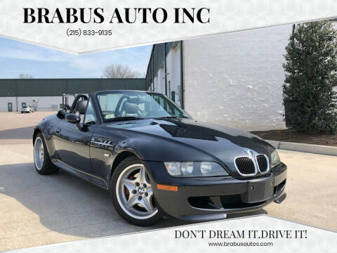1999 BMW M for sale at Car Time in Philadelphia PA
