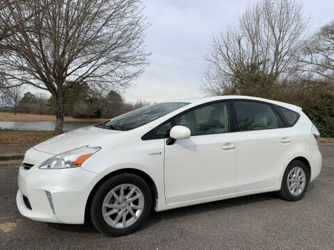 2012 Toyota Prius v for sale at LAMB MOTORS INC in Hamilton AL