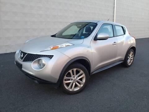 2014 Nissan JUKE for sale at Millennium Auto Group in Lodi NJ