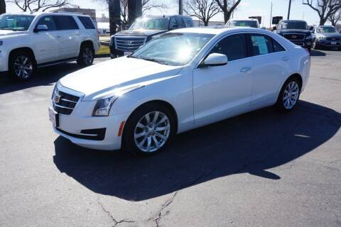 2017 Cadillac ATS for sale at Ideal Wheels in Sioux City IA