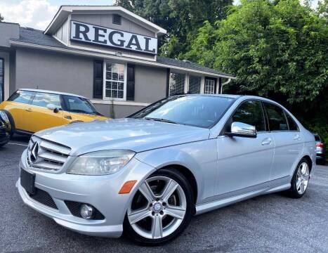 2010 Mercedes-Benz C-Class for sale at Regal Auto Sales in Marietta GA