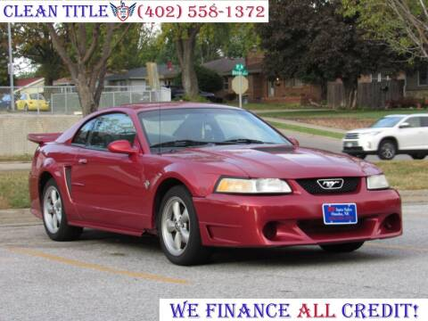 1999 Ford Mustang for sale at NY AUTO SALES in Omaha NE