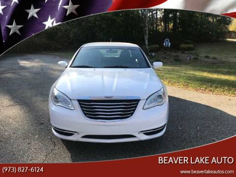 2014 Chrysler 200 for sale at Beaver Lake Auto in Franklin NJ