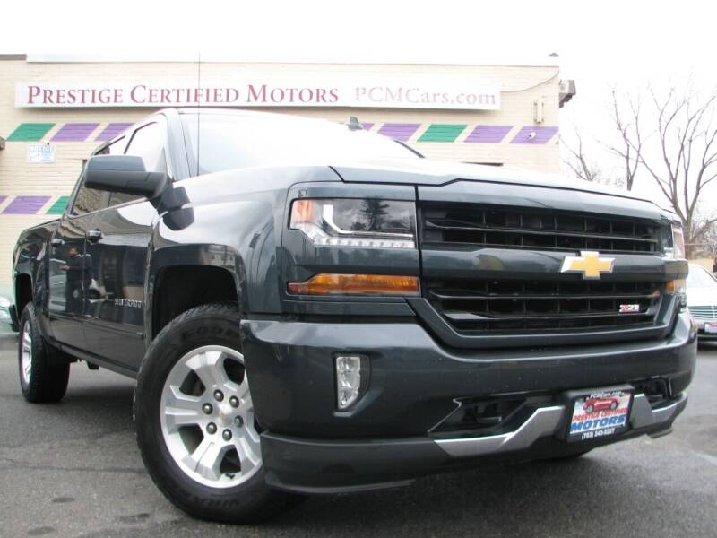 2018 Chevrolet Silverado 1500 for sale at Prestige Certified Motors in Falls Church VA