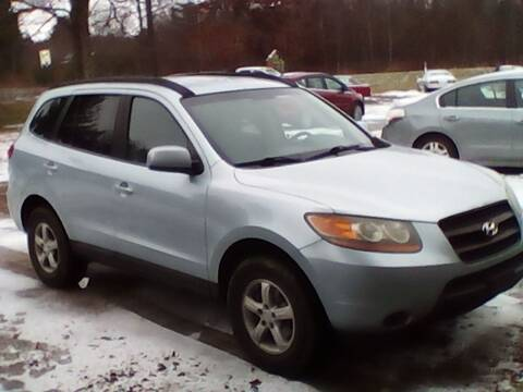 2008 Hyundai Santa Fe for sale at Seneca Motors, Inc. (Seneca PA) - WARREN, PA LOCATION in Warren PA
