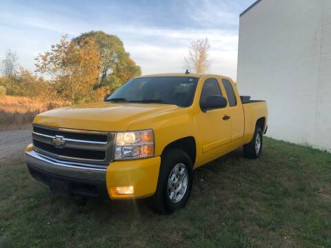 2008 Chevrolet Silverado 1500 for sale at Fournier Auto and Truck Sales in Rehoboth MA