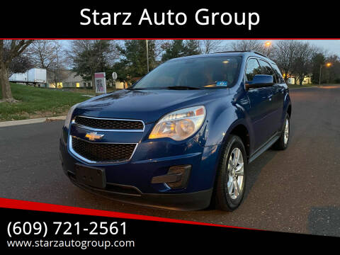 2010 Chevrolet Equinox for sale at Starz Auto Group in Delran NJ