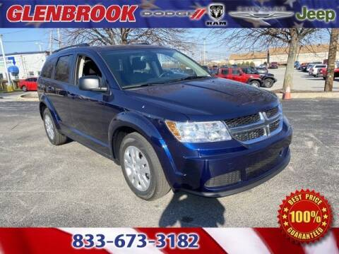 2020 Dodge Journey for sale at Glenbrook Dodge Chrysler Jeep Ram and Fiat in Fort Wayne IN