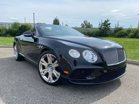 2016 Bentley Continental for sale at Pristine Auto Group in Bloomfield NJ