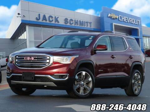 2017 GMC Acadia for sale at Jack Schmitt Chevrolet Wood River in Wood River IL
