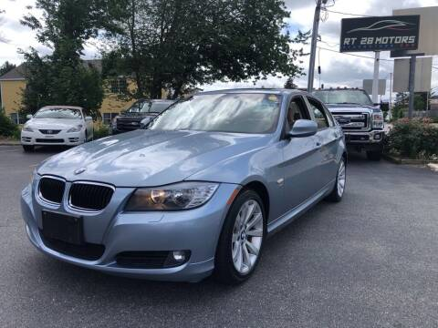 2011 BMW 3 Series for sale at RT28 Motors in North Reading MA