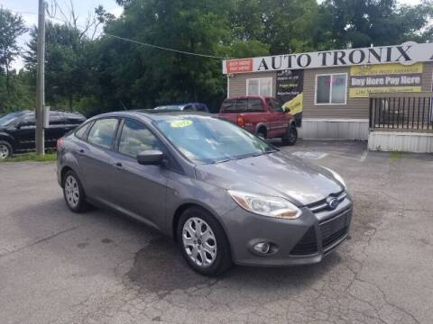2012 Ford Focus for sale at Auto Tronix in Lexington KY