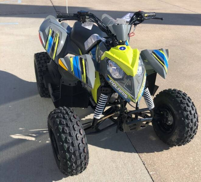 2021 Polaris OUTLAW110 EFI for sale at Head Motor Company - Head Indian Motorcycle in Columbia MO
