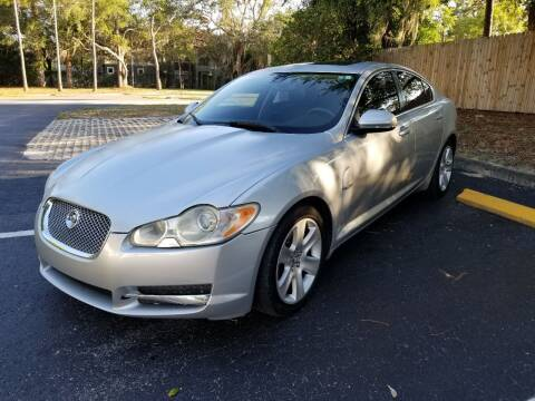 2010 Jaguar XF for sale at Low Price Auto Sales LLC in Palm Harbor FL
